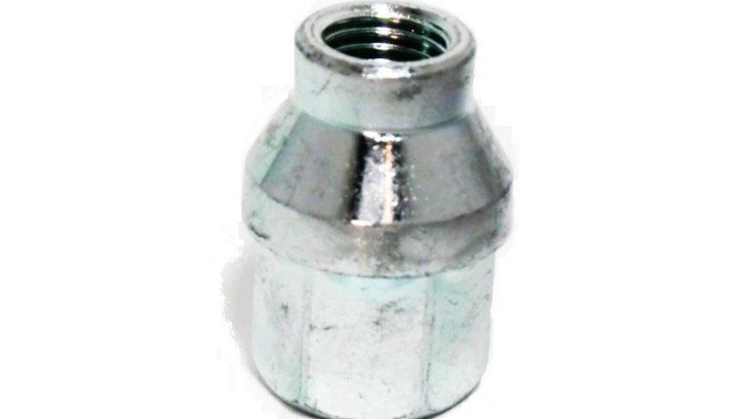 Piulita roata auto inchisa 12x1.5/12x1.25 cheie 19 tip OFFROAD