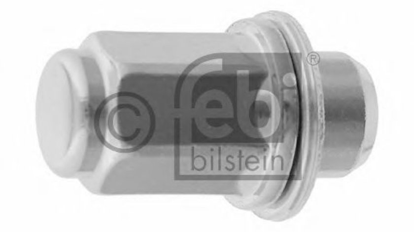 Piulita roata TOYOTA COROLLA Limuzina (E12J, E12T) (2001 - 2008) FEBI BILSTEIN 26586 piesa NOUA