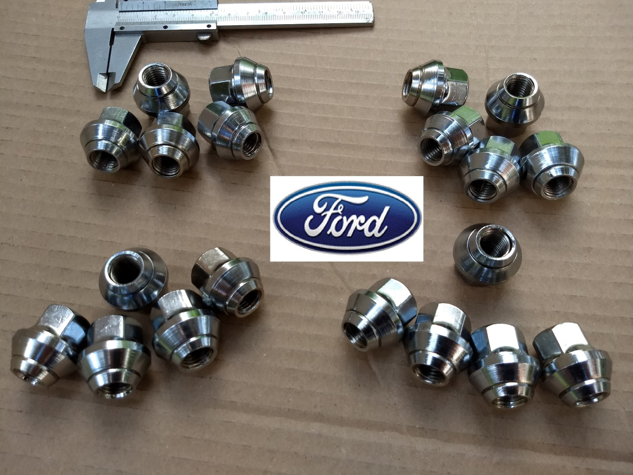 Piulite prezoane Ford Focus cheie 19 saiba rotativa pt jante Originale