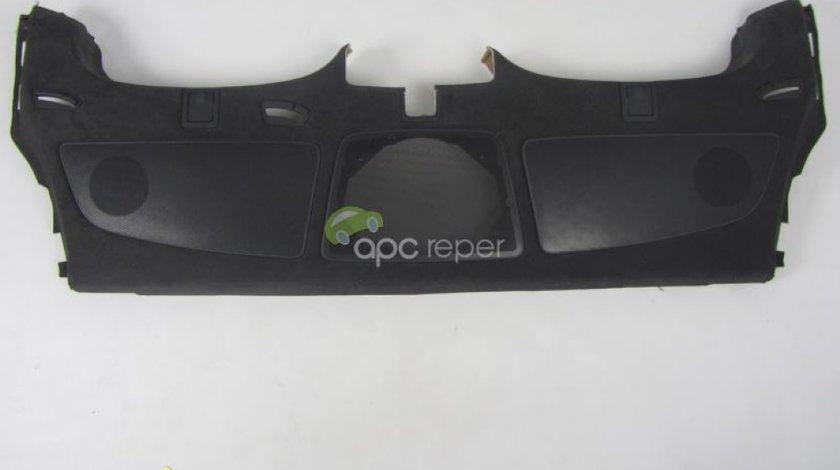Placa luneta Alcantara Audi A8 4H Originala 4H0863411C