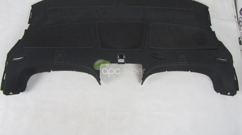 Placa spate Audi A8 4H (2011-2014) Originala 4H0863411 CV5