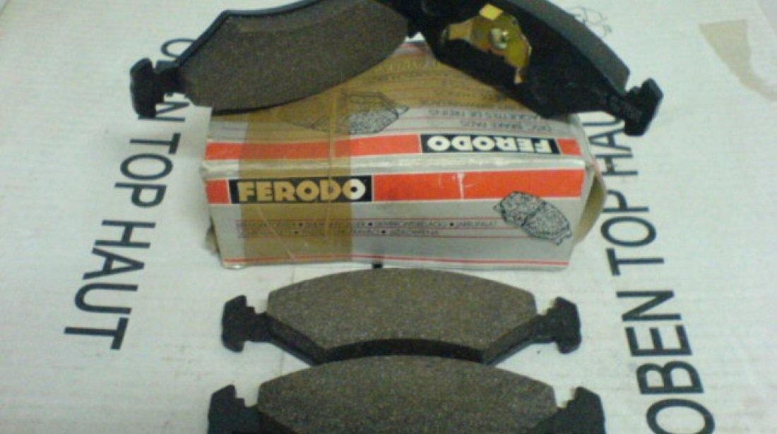 Placute frana Fata - Ford Sierra , Escort , Orion , Puma ( 82' - 93' )