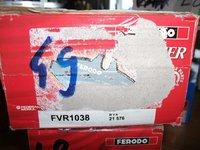 PLACUTE FRANA FATA MERCEDES SPRINTER, V-CLASS, VITO, VW LT, COD FVR1038