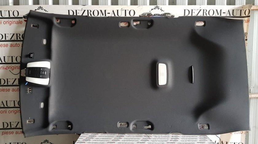 Plafon interior cu stalpi negru original Mercedes-Benz GLK x204 cod piesa : a2046907150