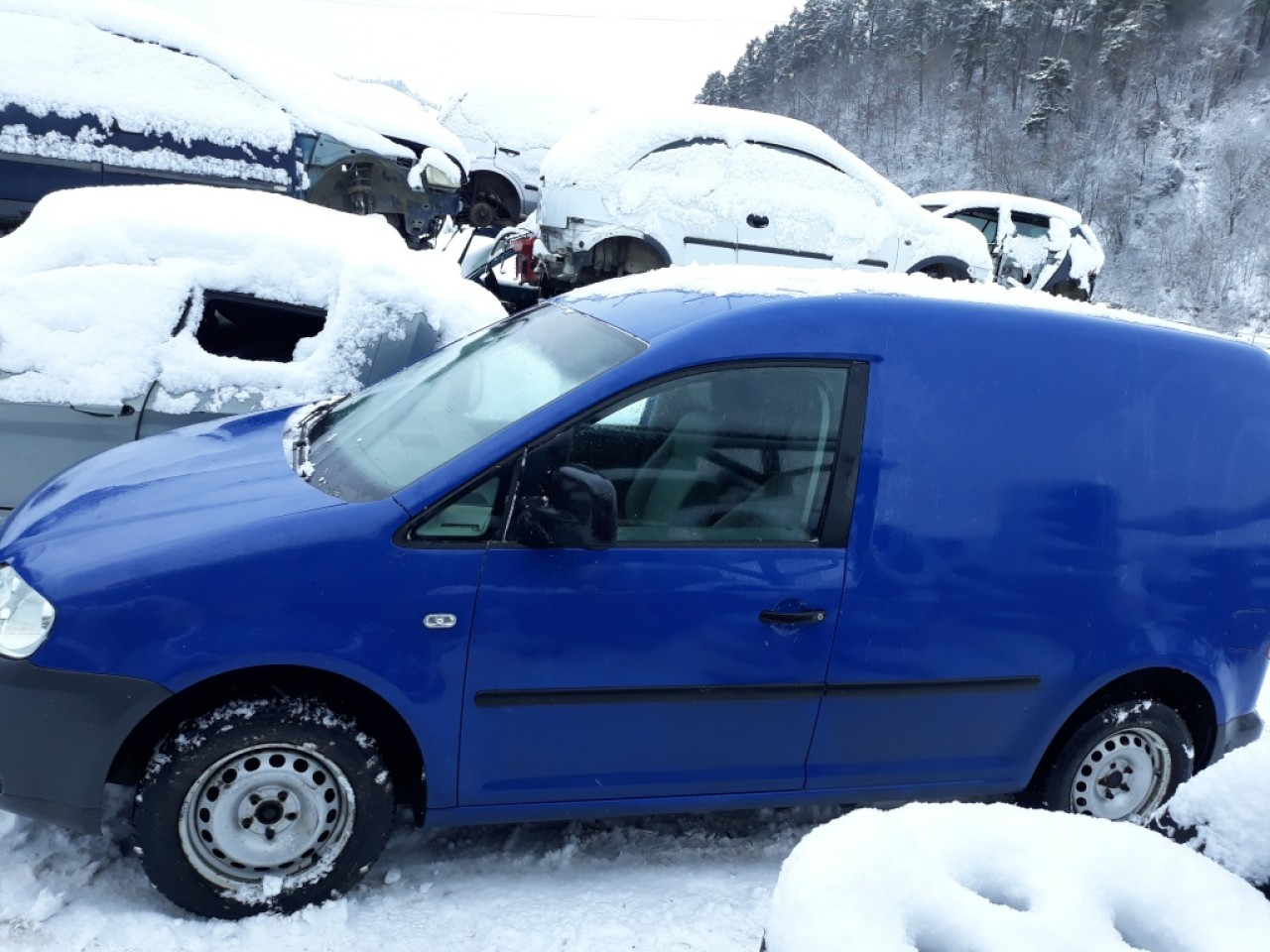 Plafon interior VW Caddy 2004 Hatchback 2,0 SDI