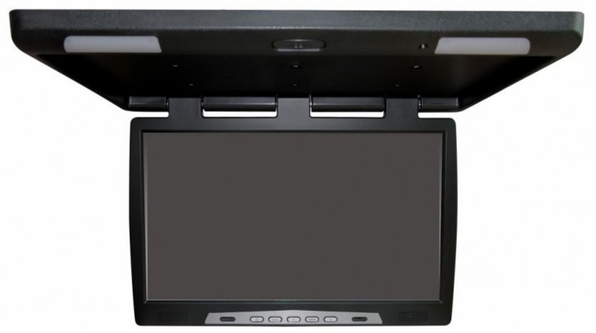 PLAFONIERA AUTO CU MONITOR LCD 22'' 2 INTRARI VIDEO ! MONTAJ CALIFICAT IN TOATA TARA !