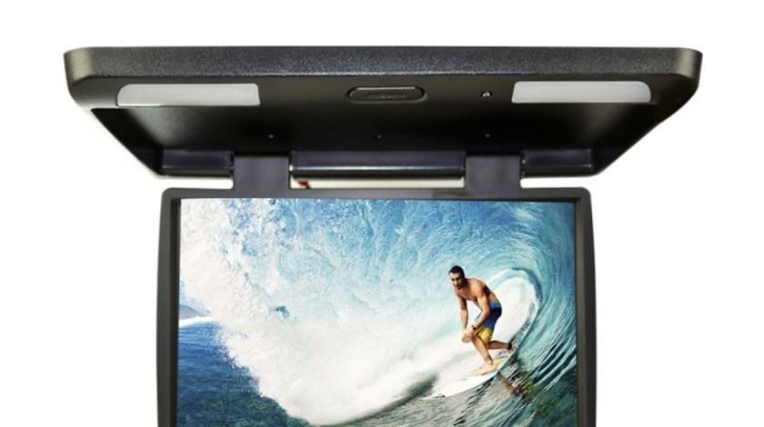 Plafoniera Auto PNI MP1710 ecran de 17 inch Stick USB SD Player AV IN