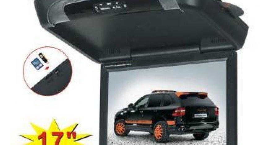 Plafoniera cu DVD TV 17 inch PNI MC1700 D SD USB si jocuri incluse