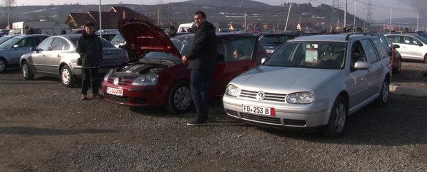 Plafonul limita la comercializarea autoturismelor creste gradul de evaziune
