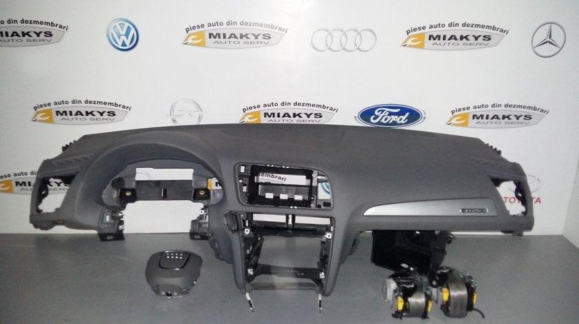 Plansa bord+airbag-uri Audi Q5 2009-2012