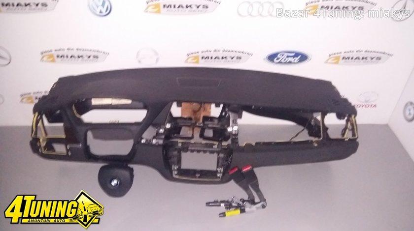 Plansa bord+airbag volan,airbag passager+pretensionari  BMW X5 E70