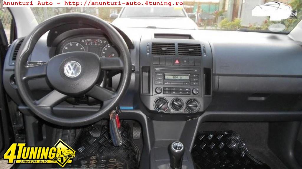 plansa bord airbag volkswagen polo 9n 162095. Black Bedroom Furniture Sets. Home Design Ideas