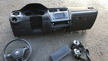Plansa bord cu airbag si centuri Vw Golf 7 2013 20...