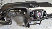 Plansa bord cu set airbag Fiat 500L 2012 2013 2014...