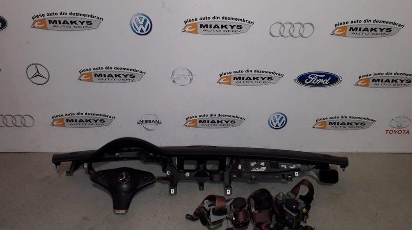 Plansa bord+set airbag-uri+centuri Mercedes CLS W219
