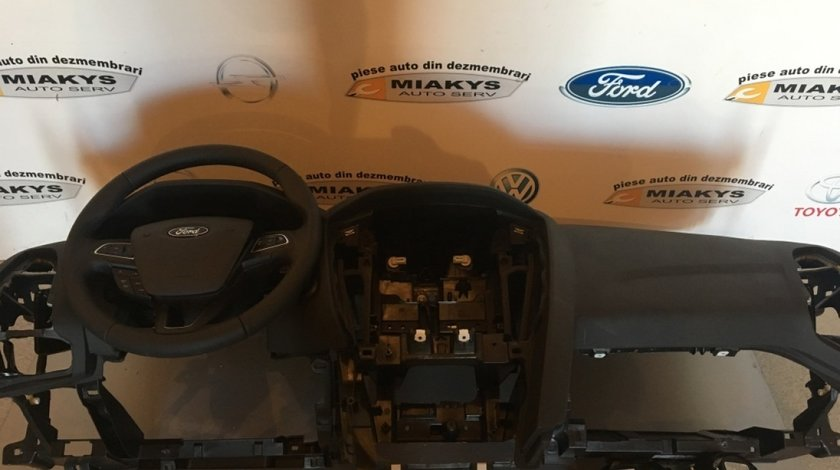Plansa bord+set airbag-uri Ford Focus 2016