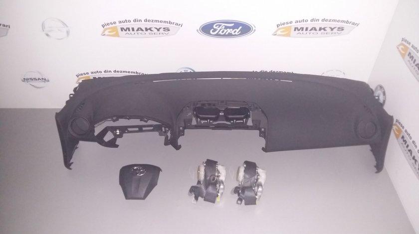 Plansa bord+set complet airbag-uri Toyota Rav 4 2006-2012