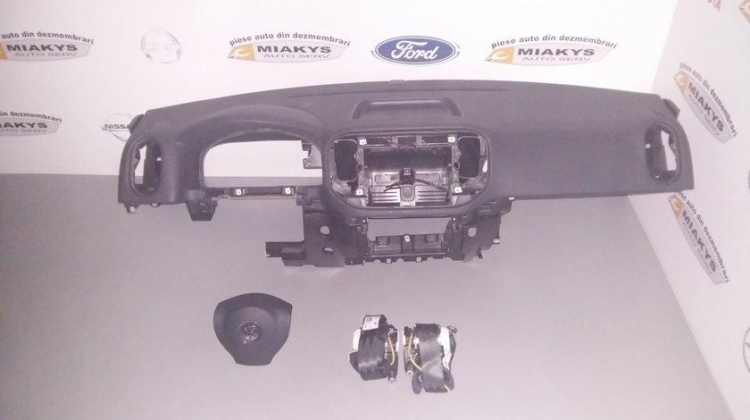 Plansa bord+set complet airbag-uri VW Tiguan