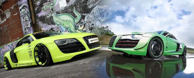 Planuri de Weekend: Doua Audi R8 modificate, peste 1.250 cai putere