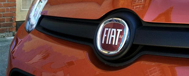 Planuri Fiat pentru 2013: Versiunea crossover a lui 500 va intra in productie