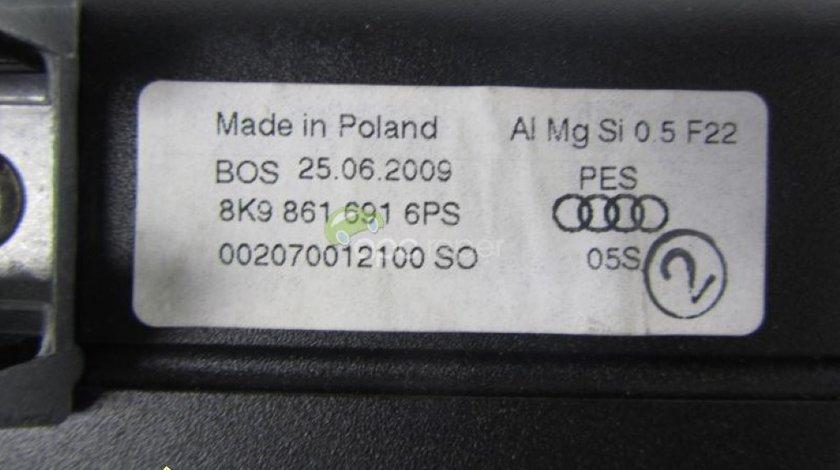 Plasa bagaje originala Audi A4 8K Avant