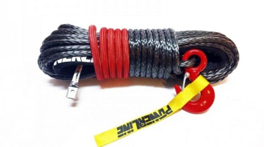 Plasma,sufa,cablu sintetic  pentru troliu de 5mm,6mm,8mm,9mm,10mm,11mm,12mm