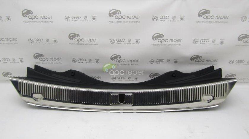 Plastic portbagaj cromat Audi A8 4H - Cod: 4H0863471