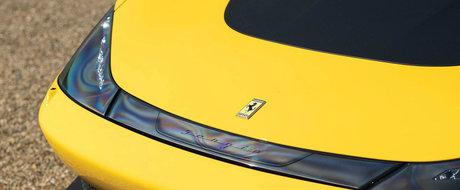 Platesti 3.57 milioane de euro si poti pleca acasa cu unul dintre cele mai rare Ferrari-uri construite vreodata