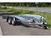 Platforma transport auto Boro Adam 2700 kg dimensiune 450x200 cm