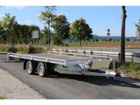 Platforma transport auto Boro Atlas 2700 kg dimensiune 4x2 metri
