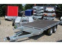 Platforma transport auto Boro Atlas 2700 Kg, dimensiuni 600x200 cm