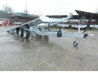 Platforma transport auto Boro Maylon 2700 kg dimensiune 430x200 cm