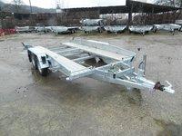 Platforma transport auto Boro Wenus 2700kg, dimensiune 410x195 cm