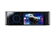 Player JVC KD-AVX44 touch screen
