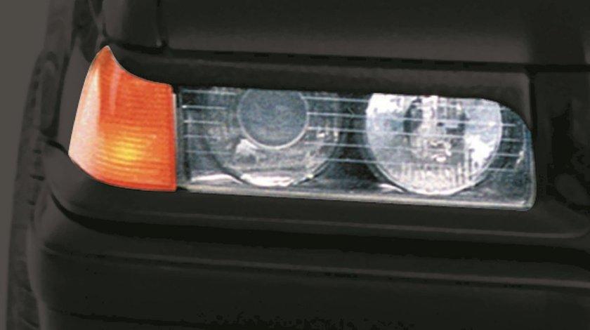 Pleoapa Far BMW E36 plastic Negru