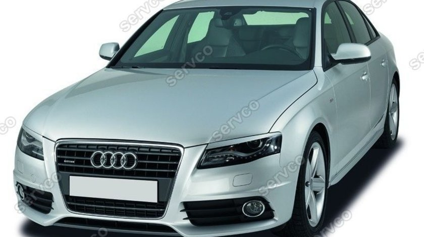 Pleoape A4 B8 2008 2009 2010 2011 2012 2013 2014 Audi ABS Plastic ver1