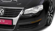 Pleoape far VW Passat 3C plastic negru