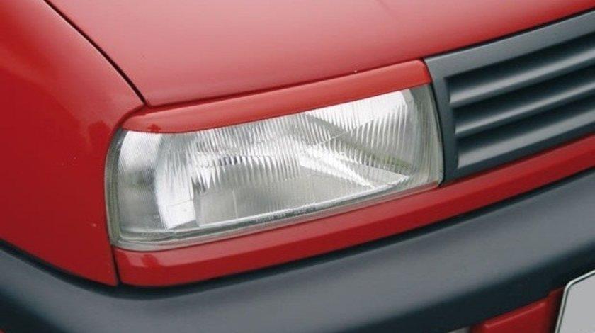 Pleoape far VW Vento 1992-1998 plastic Negru