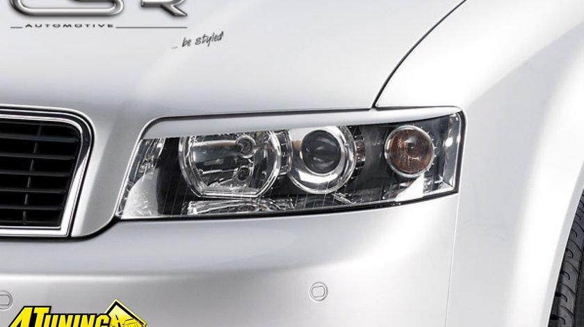 Pleoape faruri Audi A4 B6 8E 2000 2006 SB147