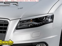 Pleoape faruri Audi A4 B8 SB118