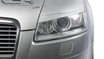 Pleoape faruri audi A6 4f modelul dupa 2005
