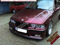 Pleoape Faruri BMW E36 PLASTIC ABS 99 Ron CEL MAI MIC PRET