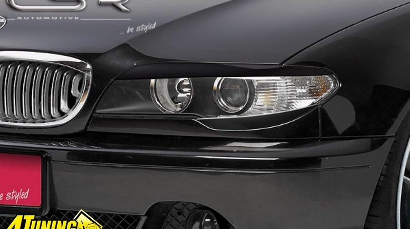 Pleoape faruri BMW e46 Coupe Cabrio Facelift superioare si inferioare