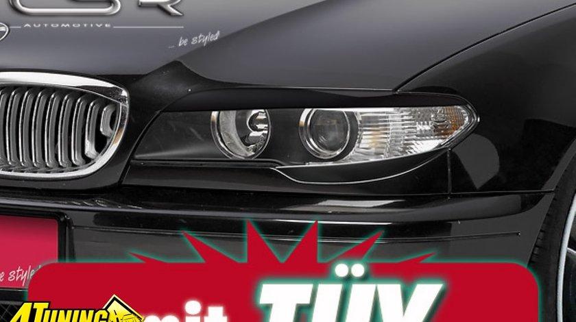 Pleoape faruri BMW E46 SERIA 3 coupe cabrio facelift SB212