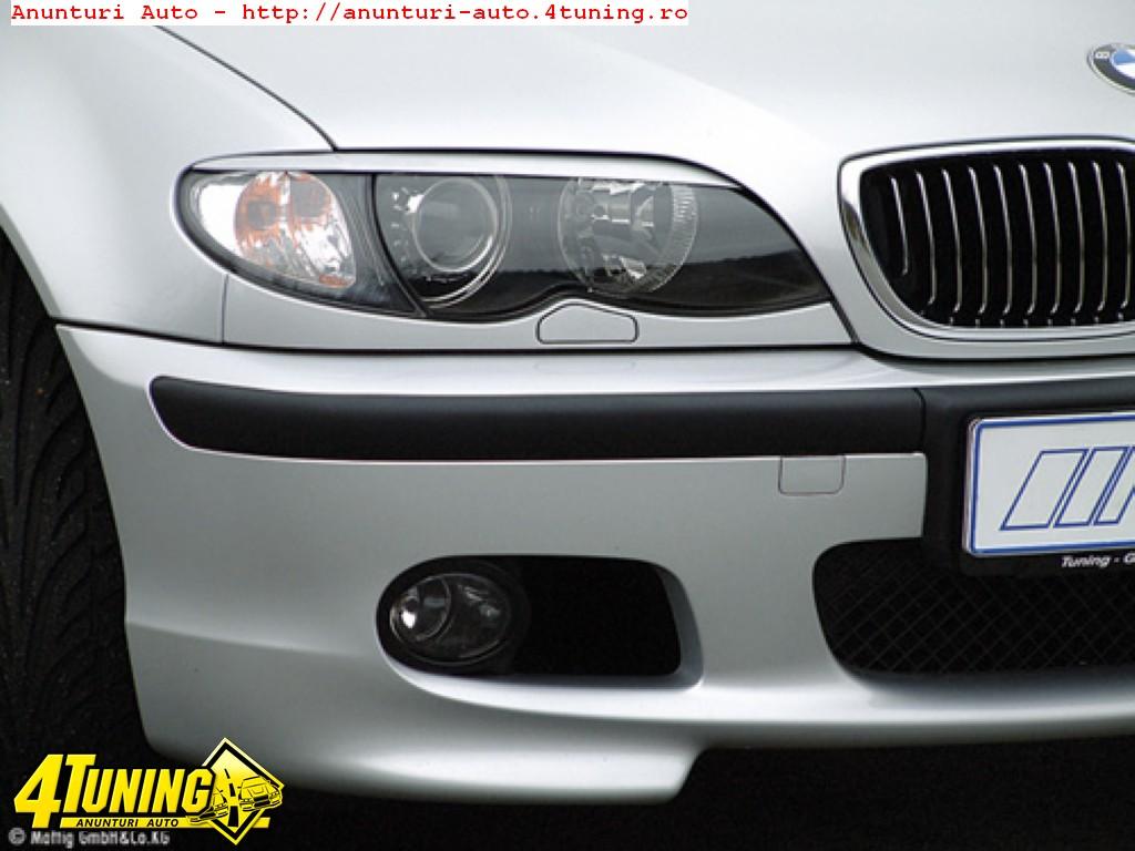 Pleoape faruri BMW E46 Seria 3 SB013 limo touring dupa 2001