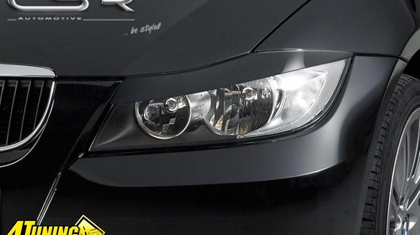 Pleoape faruri BMW E90 E91 seria 3 limuzina limo Touring breack SB056