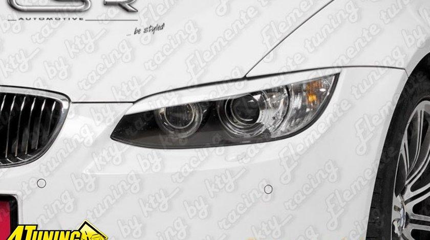 Pleoape faruri BMW E92 e93  seria 3 Coupe Cabrio nu e90 sb057
