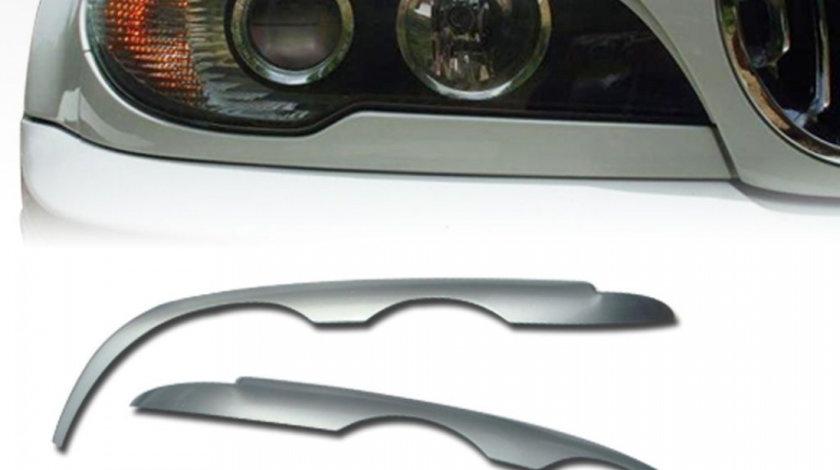 Pleoape Faruri BMW Seria 3 E46 (2 usi) (2004-2006)