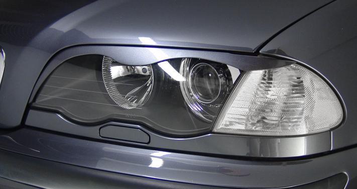 Pleoape Faruri BMW Seria 3 E46 (4 usi) (1998-2001)