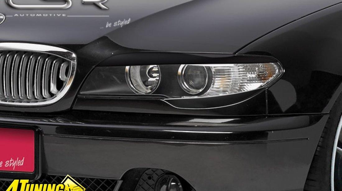 Pleoape faruri BMW seria 3 E46 coupe cabrio facelift SB213 3 2003 2007